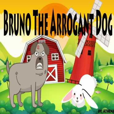 Bruno The Arogant Dog